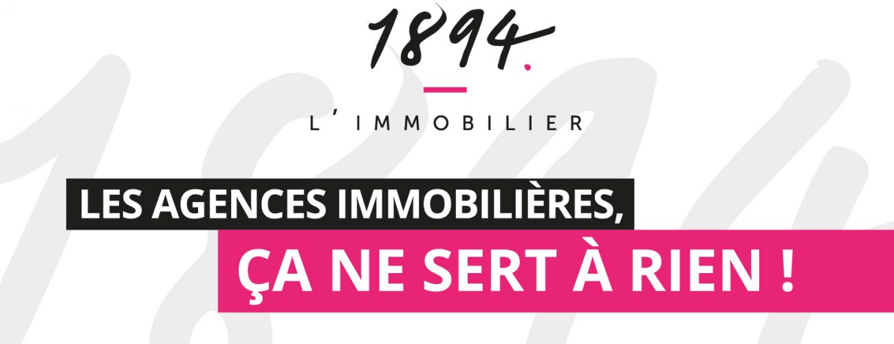 1894 – L'immobilier – Application mobile grand public et outils